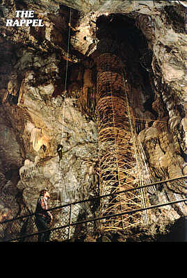 U S Show Caves Directory Moaning Cavern California