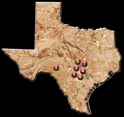 US Show Caves Directory Texas