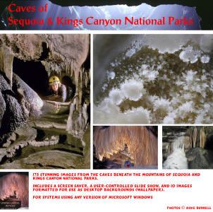 Caves Of Sequoia Kings Canyon Cd Sample Photos