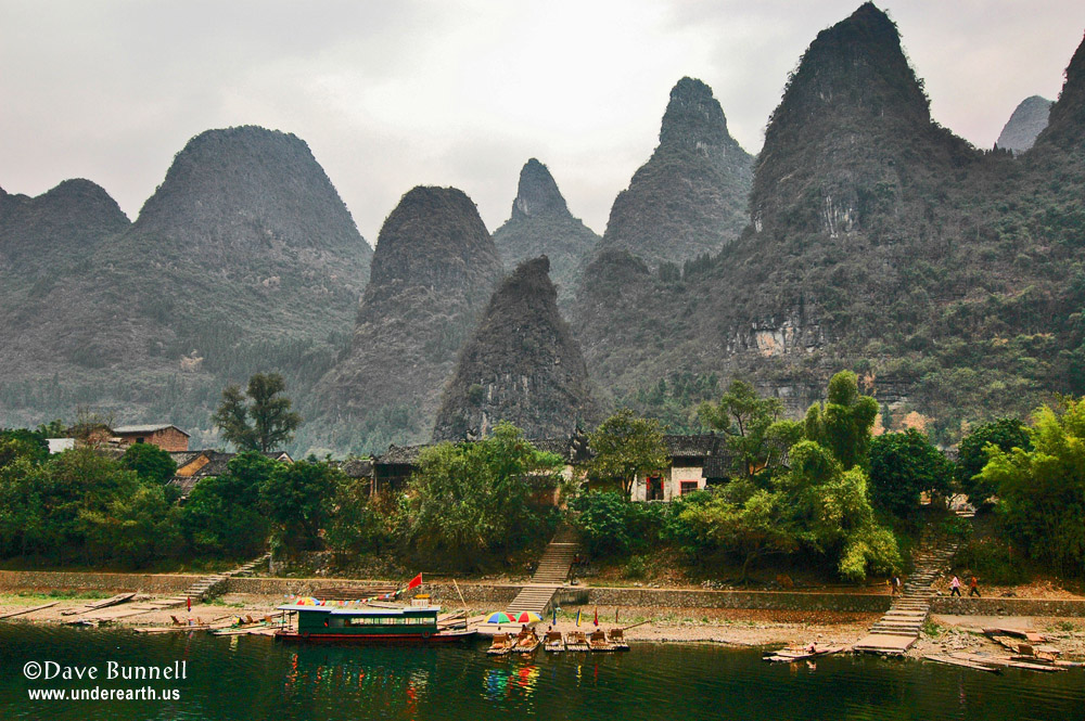 Guilin Karst Hills Guilin China Stock Photo | Getty Images